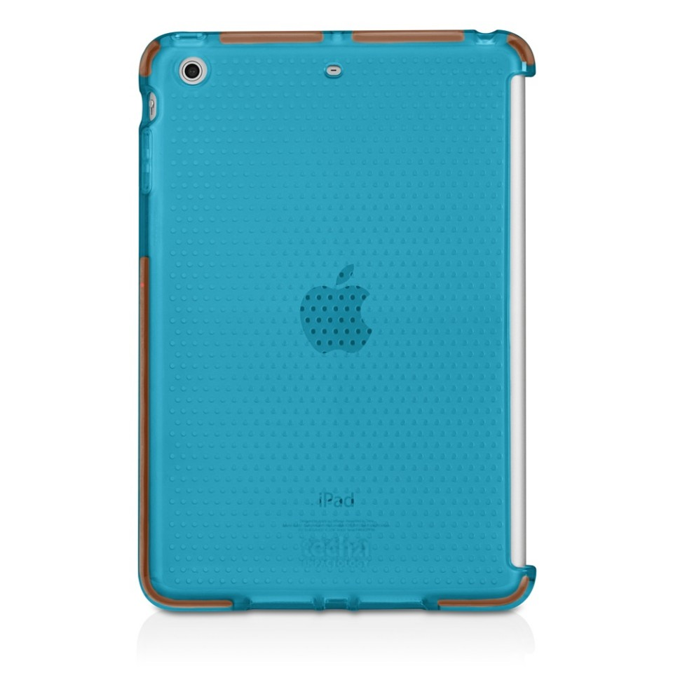 iPad Mini Cover – Tech 21 Impact Mesh + Apple Smart Cover