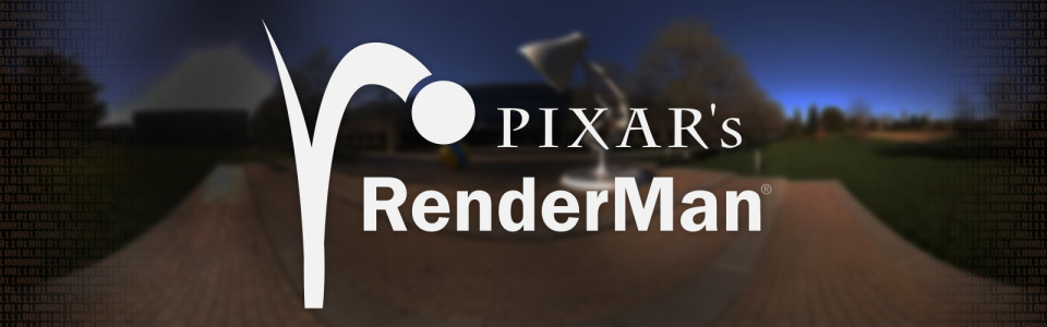 Pixar Renderman now free for Non-Commercial