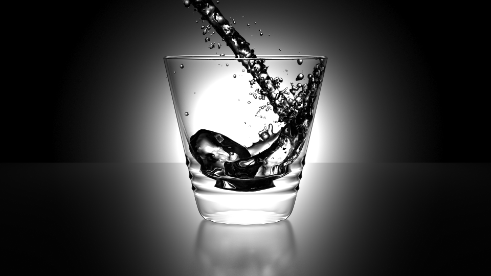 Blender – The Obligatory Glass …