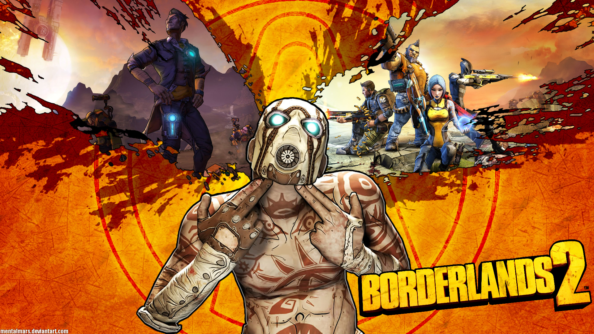 Borderlands 2 – 2K Games